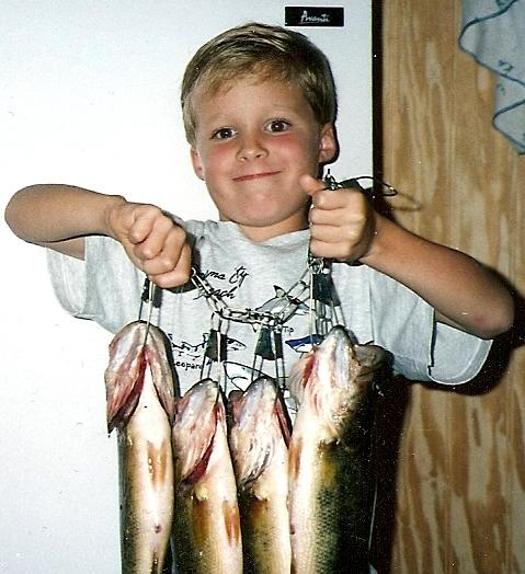 Ryan stories for How to use a fish stringer
